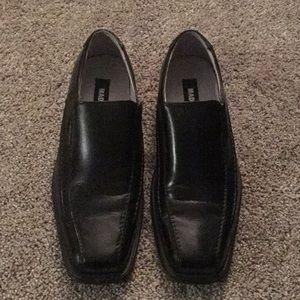 Men's Black Steve Madden Dress Shoes